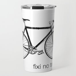 fixi no taxi Travel Mug