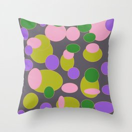 Abstract 216 Throw Pillow