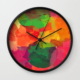 THE FULLNESS Wall Clock