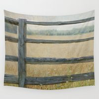 country Wall Tapestries featuring Country by Pure Nature Photos