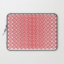 ORIGAMI TSURU ROSE (RED) Laptop Sleeve