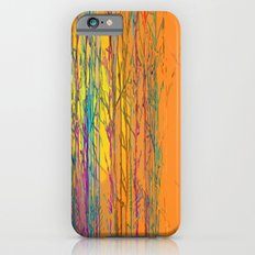 orange forest Slim Case iPhone 6s