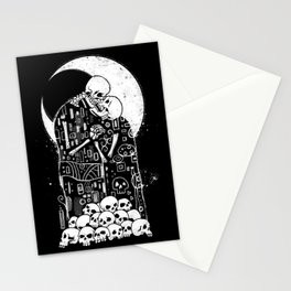 The Kiss of Death Stationery Cards