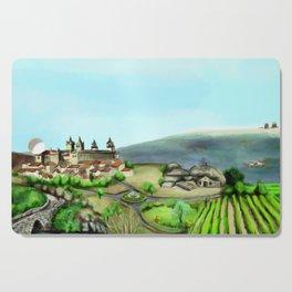 Viseu landscape Cutting Board