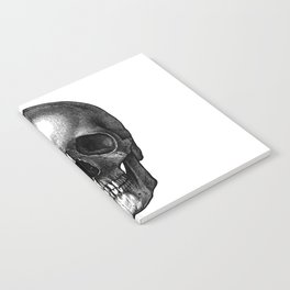Head Skull Notebook