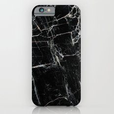Black Marble Edition 1 Slim Case iPhone 6