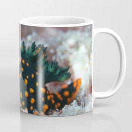 Orange-spotted Nembrotha Monster Nudibranch Coffee Mug