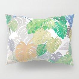 Philodendron Fantasy Pillow Sham