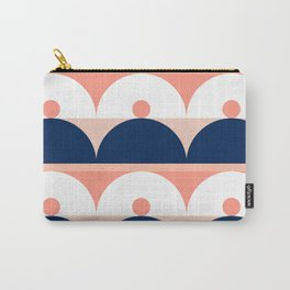 Abstraction_SUN_Mountains_Pattern_Minimalism_001 Carry-All Pouch