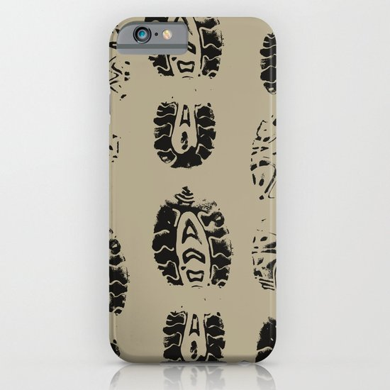 Shoe Prints iPhone & iPod Case