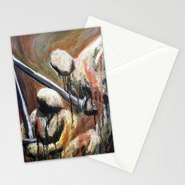 Faceless Fight Stationery Cards