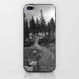 Pacific Crest Trail in August iPhone Skin