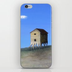 House Roots iPhone & iPod Skin