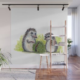 Chestnut Wall Mural