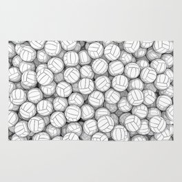 All I Want To Do Is Volleyball Rug