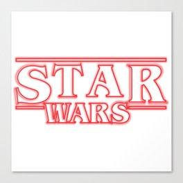 Stranger Wars Canvas Print