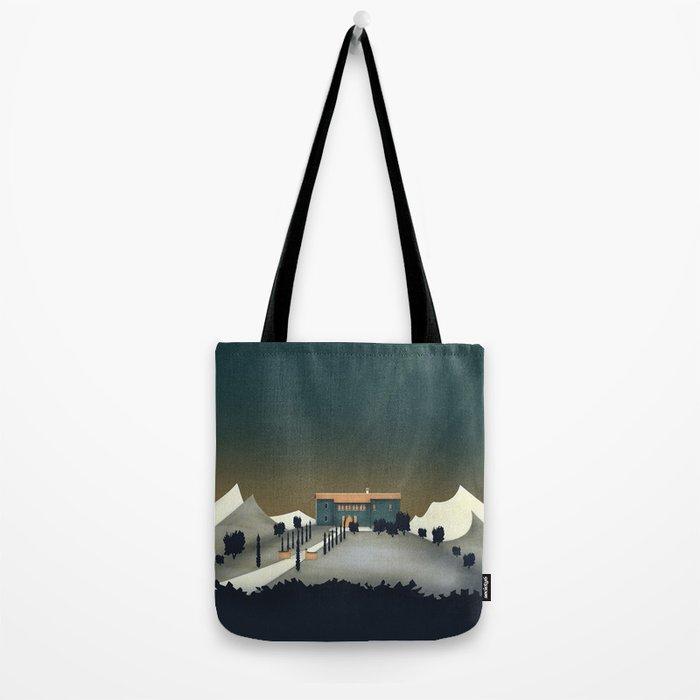 Secret Castle Tote Bag
