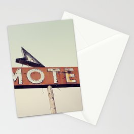 Vacancy Stationery Cards
