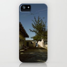 Shek-O Magical Place -King of Comedy 電影(喜劇之王)拍攝場境 iPhone Case