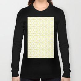 Hive Mind - Yellow #193 Long Sleeve T-shirt