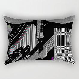 ERR:13^666 Rectangular Pillow