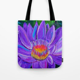 FireLily Tote Bag