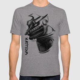 Waterbrushed Robot Protector T-shirt