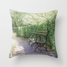 A Moment of Quiet Throw Pillow