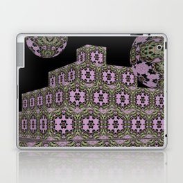 Easternet Pattern 8 (Mandalic Steps) Laptop & iPad Skin