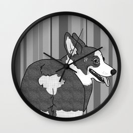 Who's that friend? Wall Clock