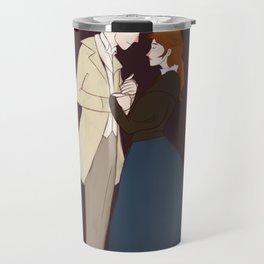 a heart full of love - rule 63 Travel Mug