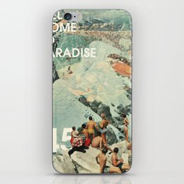 Since I Left You iPhone Skin
