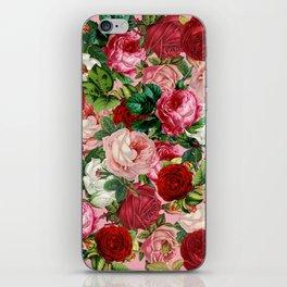 rose bushes iPhone Skin