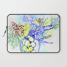 From Simplicity 2 Complexity series - Neural Network Laptop Sleeve