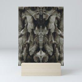 Rorschach Stories (6) Mini Art Print