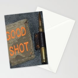 Good Shooting Stationery Cards
