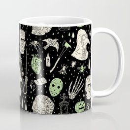Whole Lot More Horror: BLK Ed. Coffee Mug