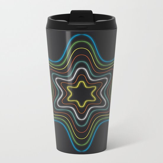 Don`t Move VI Metal Travel Mug