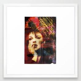 Judy  Framed Art Print