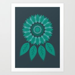 Dreamcatcher Art Print