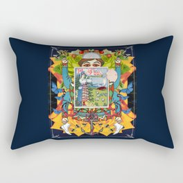 The Fool Rectangular Pillow