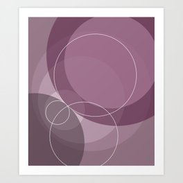 Orbitals I Art Print