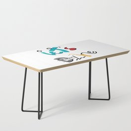 Type Let's Dance Coffee Table