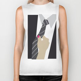 A well dressed man is a best accessory a woman can have. Biker Tank
