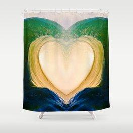 Aloha Barrel 9/6/15 Shower Curtain