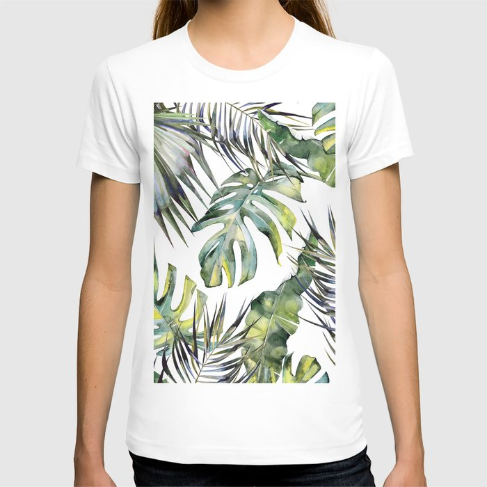 TROPICAL GARDEN 2 T-shirt