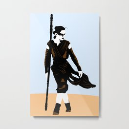 The Scavenger Metal Print