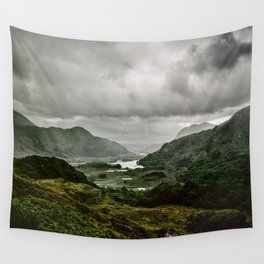 Ladies View Kerry Ireland Wall Tapestry