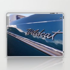 Wildcat - Classic American Blue Car Laptop & iPad Skin