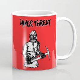 Miner Threat Coffee Mug